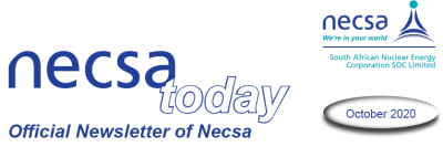 Necsa Today October 2020 Edition