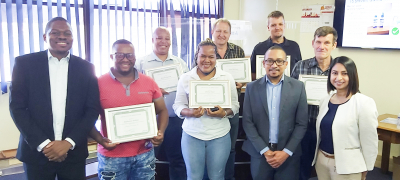 Pelchem Employee Recognition Awards 2020